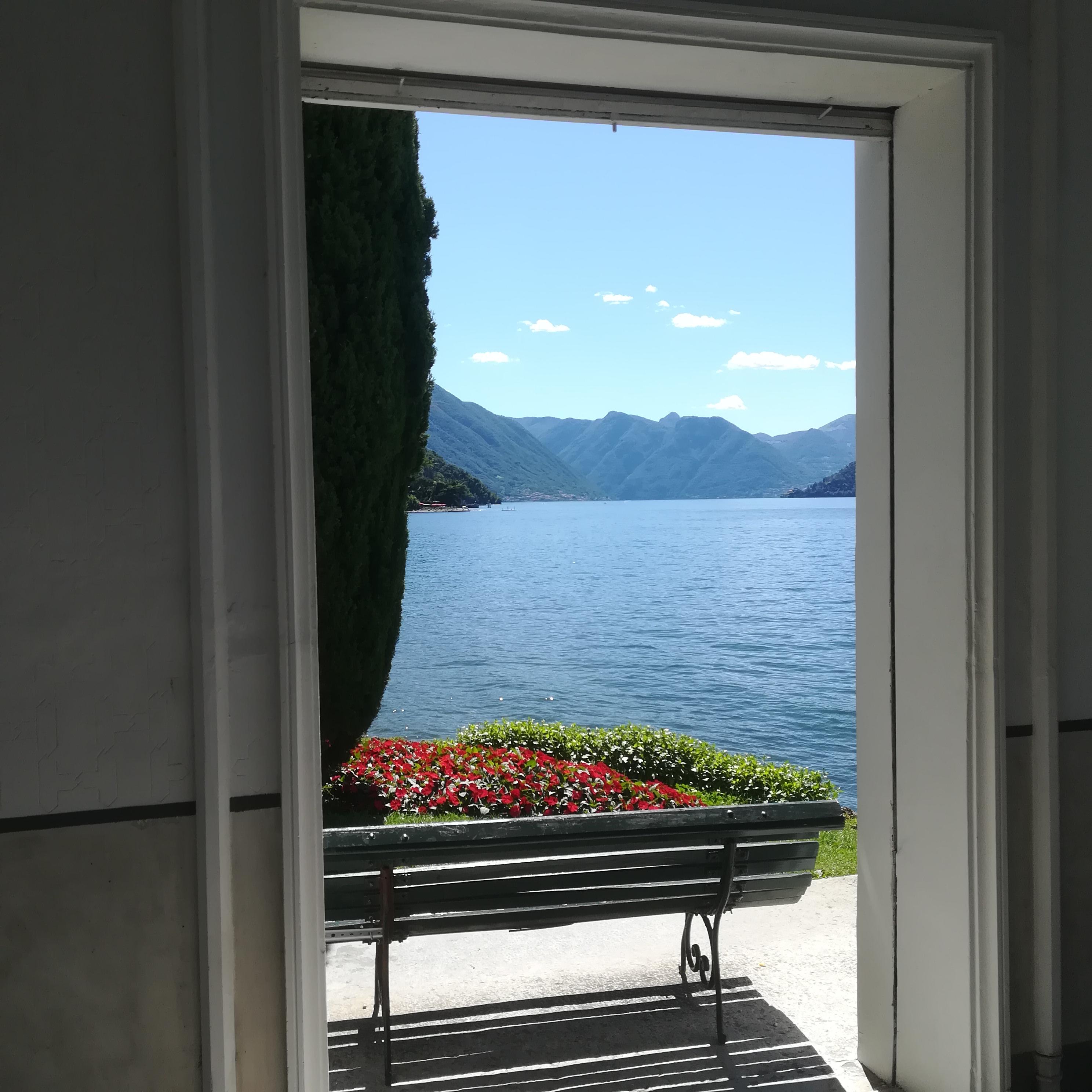 Озеро Комо: Villa Melzi