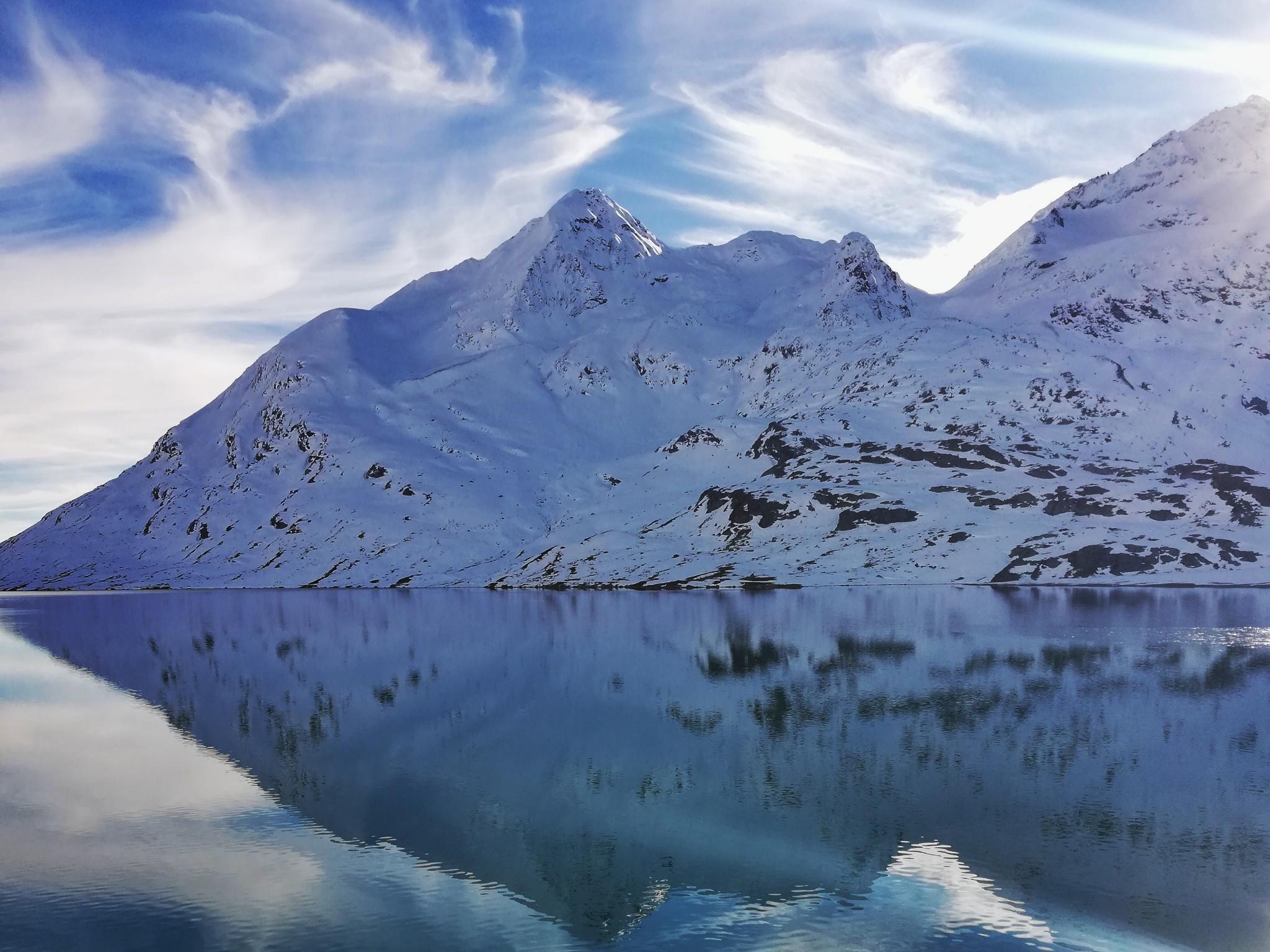 Ospizio Bernina. 2253 метра