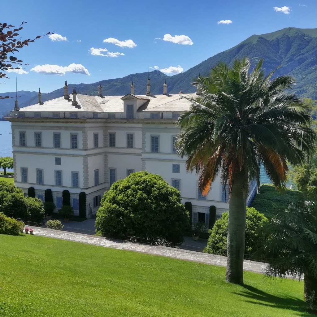 Куда поехать из Милана: villa Melzi
