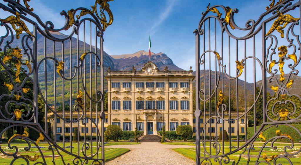 Villa Sola Cabiati. Фото